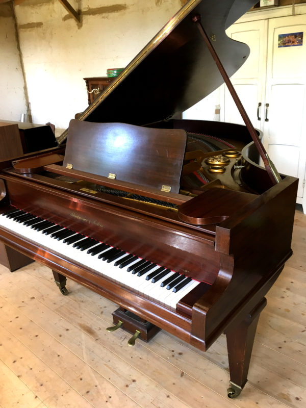 piano allemand occasion