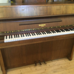 piano rameau occasion