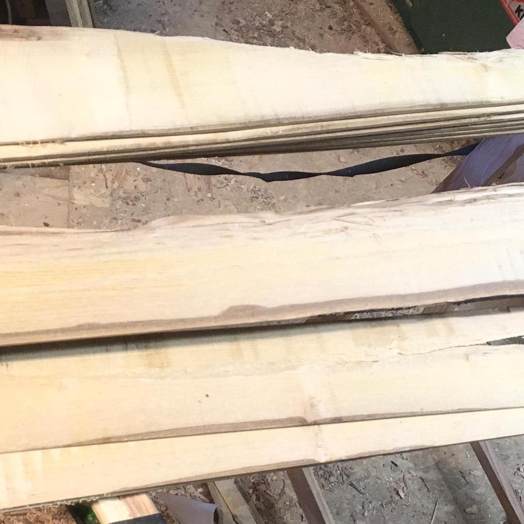 Débit sur quartier à la scie à ruban en feuilles de 4-5mm
