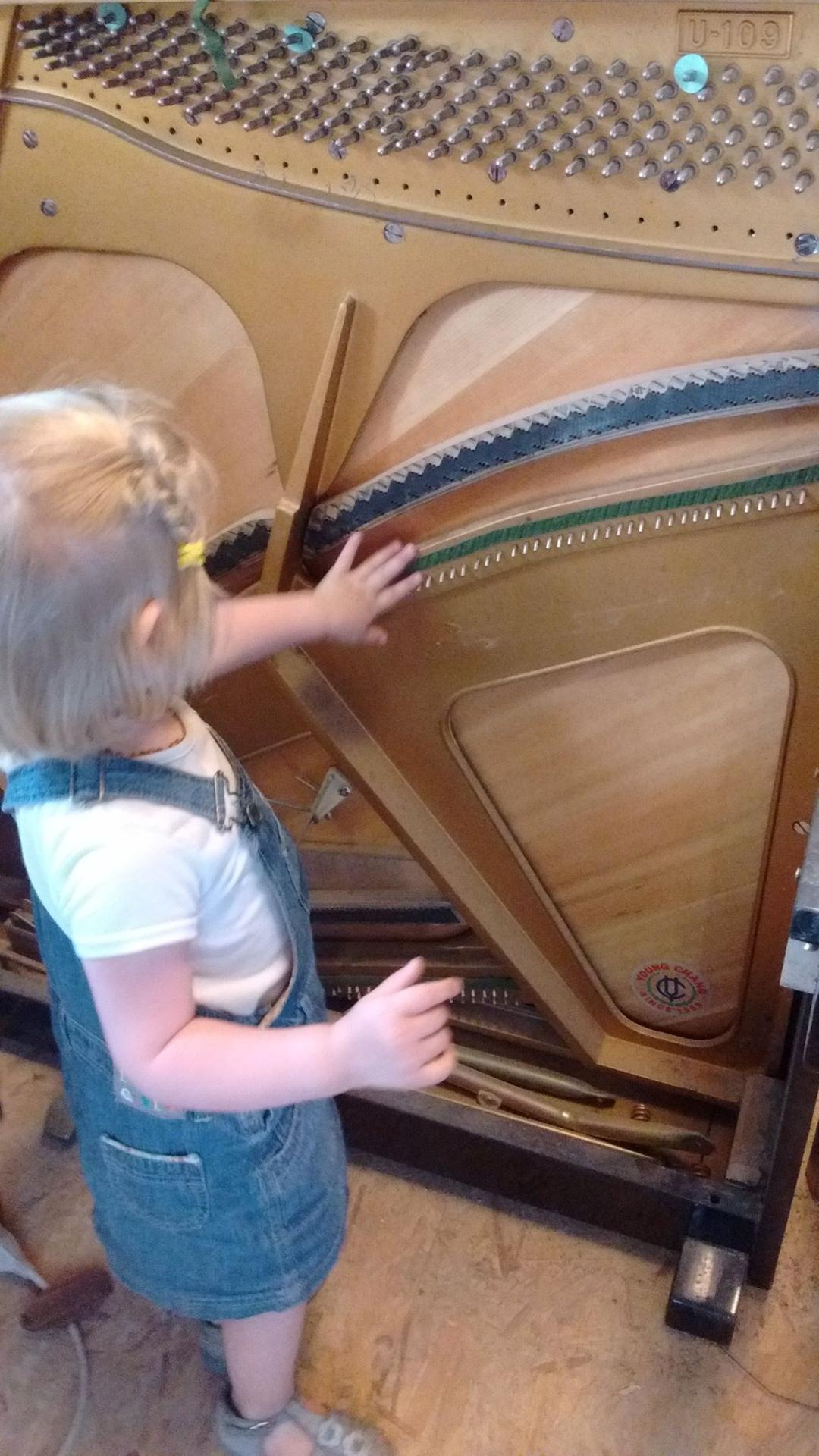 ``Il est cassé le piano ?``