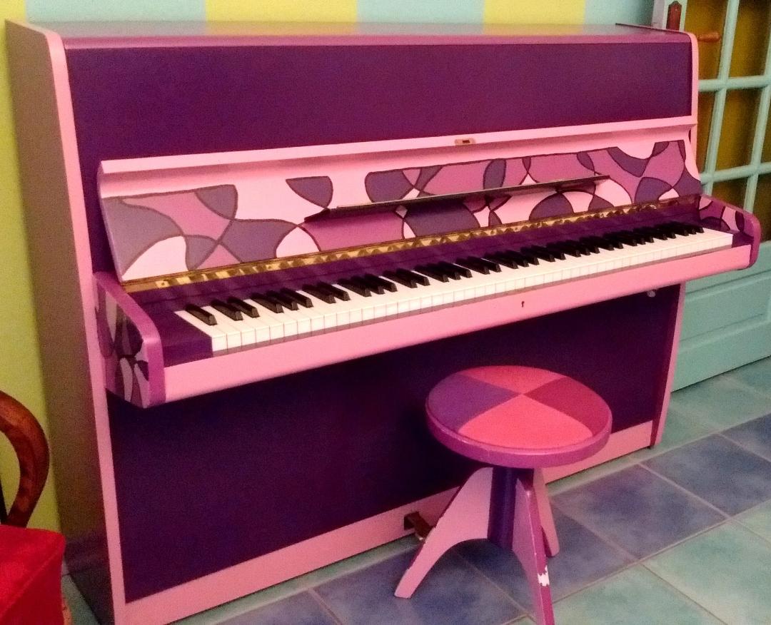 piano Julien Schwartz Bourberain